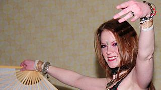 Bellydancing Dancer