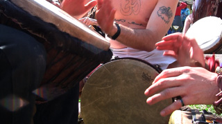 Spoutwood Drum Circle