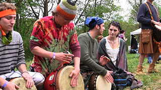 Second Drum Circle